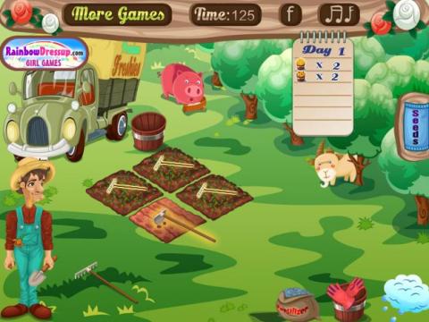 农夫的小农场的截图2