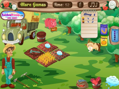 农夫的小农场的截图3